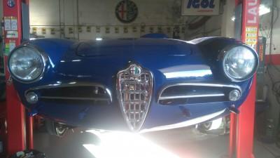 Alfa Romeo Giulietta Spider Veloce (1961)