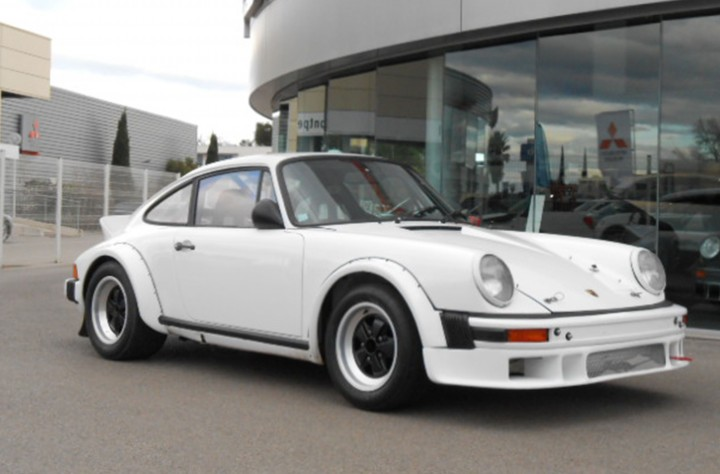 Porsche 911 SC Groupe 4 (1981) – P.T.H Inter.