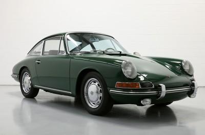 Porsche 912 (1967) – Vert irlande