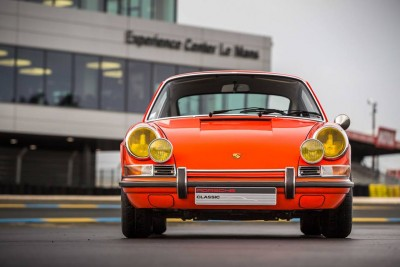 Porsche Classic Contest 2015
