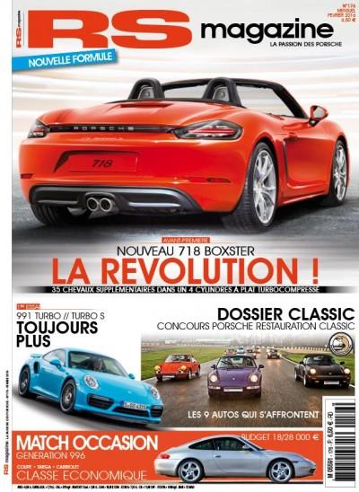 RS Magazine n°176 (Février 2016)