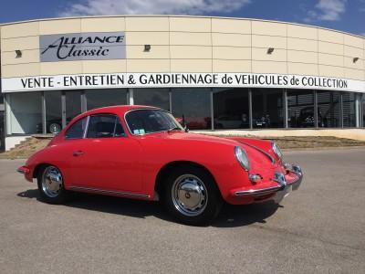 Porsche 356 SC de 1964