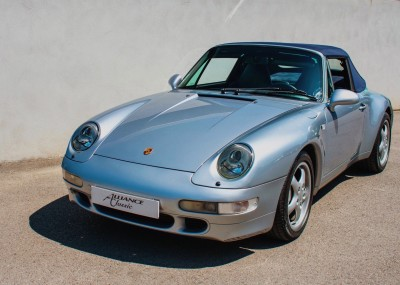 Porsche 993 cabriolet (1996)