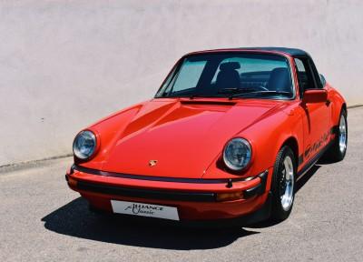 Porsche 911 carrera 2,7 (1975)